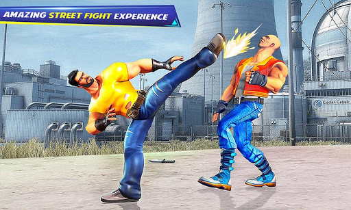 Kung Fu Fight Arena: Karate King Fighting Games modavailable screenshots 1
