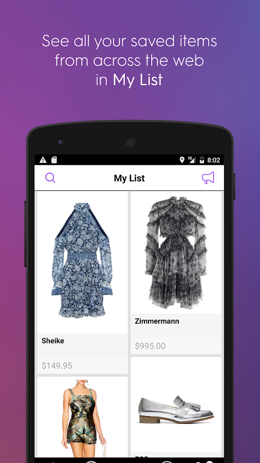 RainCheck - Smart Shopping- screenshot