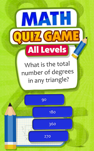 Math All Levels Quiz Game 4.1 screenshots 7