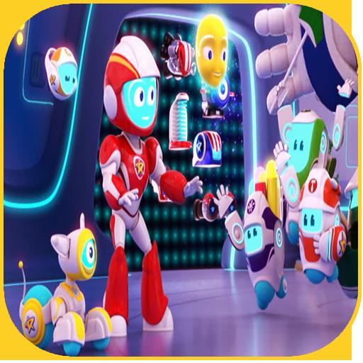 The hero Ranger roger space game
