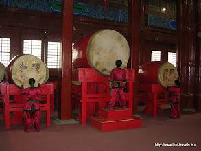 Photo: 25-03-2006. Drumtoren. Drumshow in de toren.
