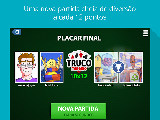 Truco Online 3.8.0 screenshots 4