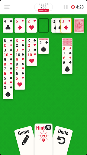 Solitaire Infinite - Classic Solitaire Card Game! apkmr screenshots 3