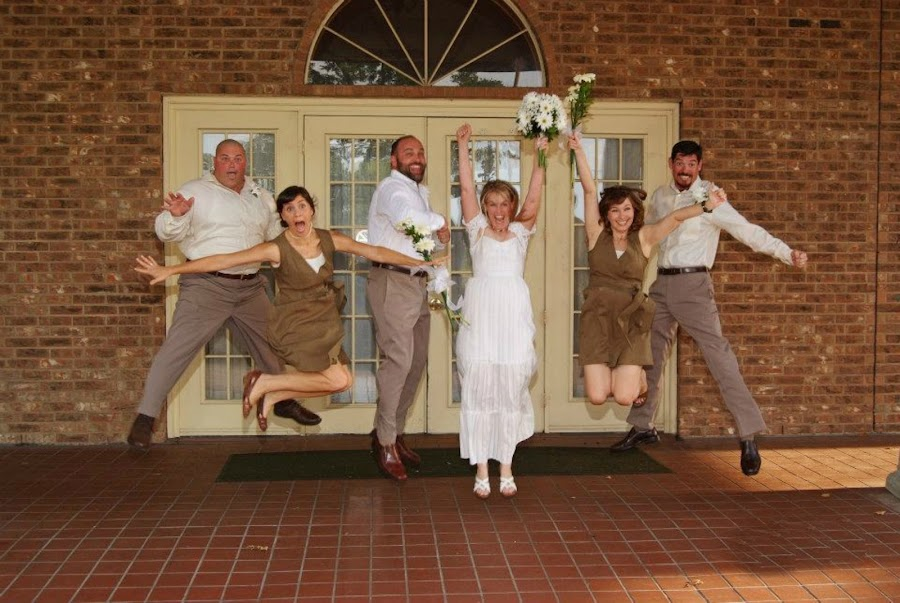 Wedding party by Brenda Shoemake - Wedding Groups
