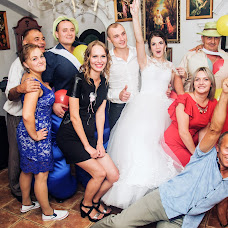 Wedding photographer Nadya Pindyur (Nadya). Photo of 20.10.2016