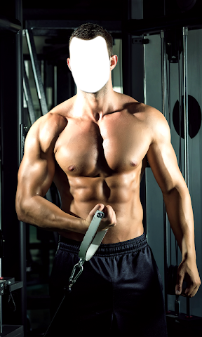 android Body Builder Photo Montage Screenshot 7