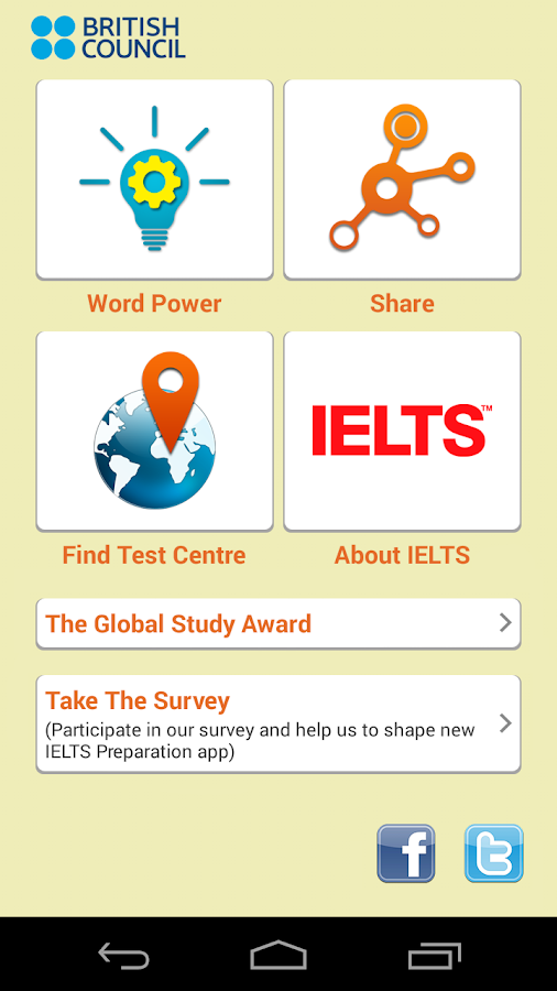IELTS Word Power- 스크린샷