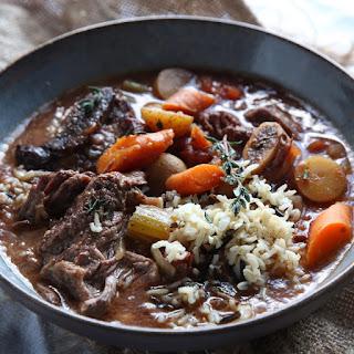 Crock Pot Beef Short Ribs Stew Recipes