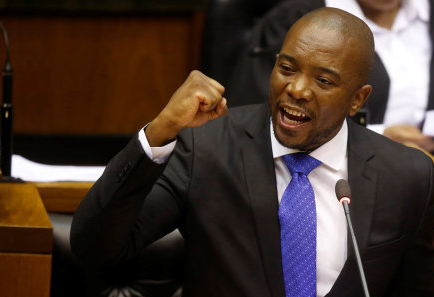 DA leader Mmusi Maimane. Picture: REUTERS