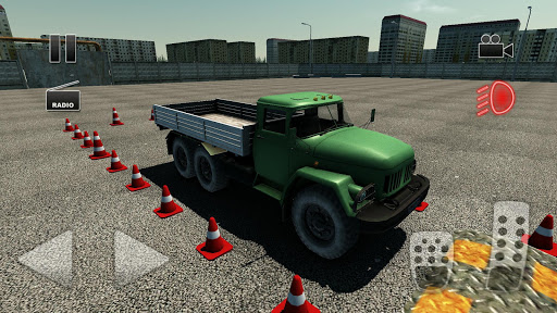 Truck Driver Crazy Road 2 apkslow screenshots 7