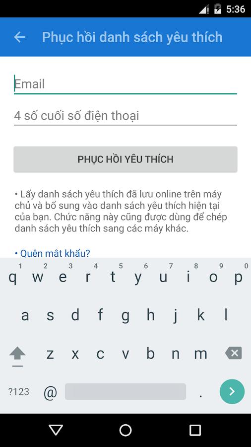 Mã số Karaoke Vietnam- screenshot