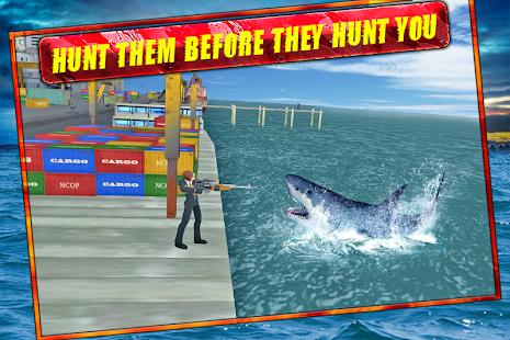 Hungry Blue Shark Revenge screenshot