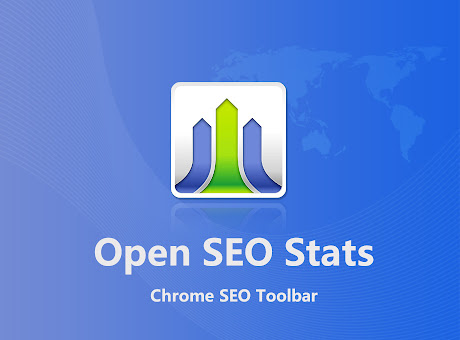 Open SEO Stats(Formerly: PageRank Status)