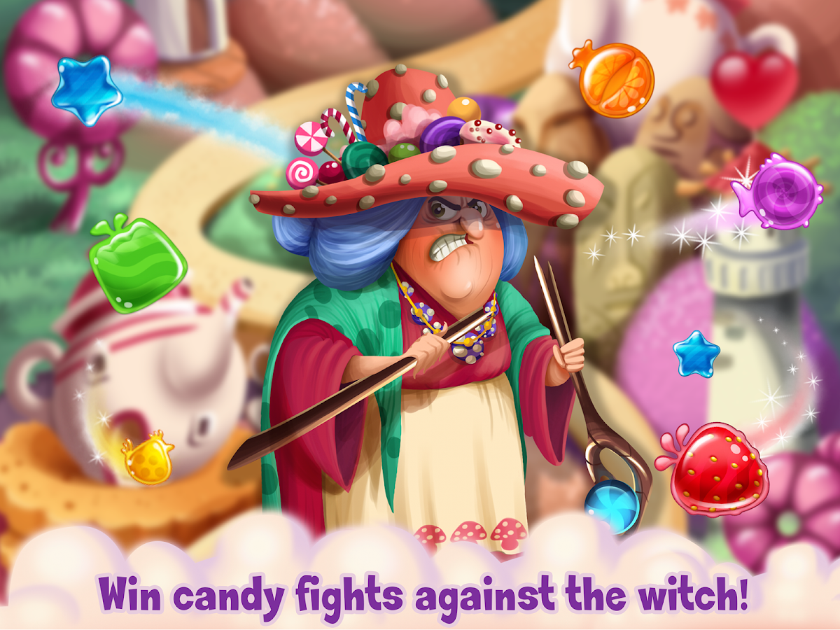 Bits of Sweets: Match 3 Puzzle- screenshot