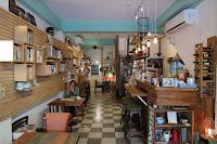 好森咖啡X註書店
