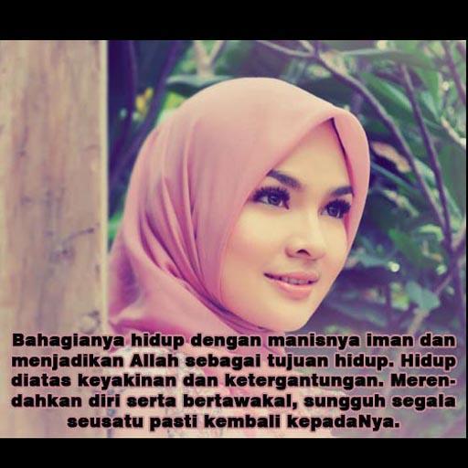 DP Wanita Muslimah Berhijab