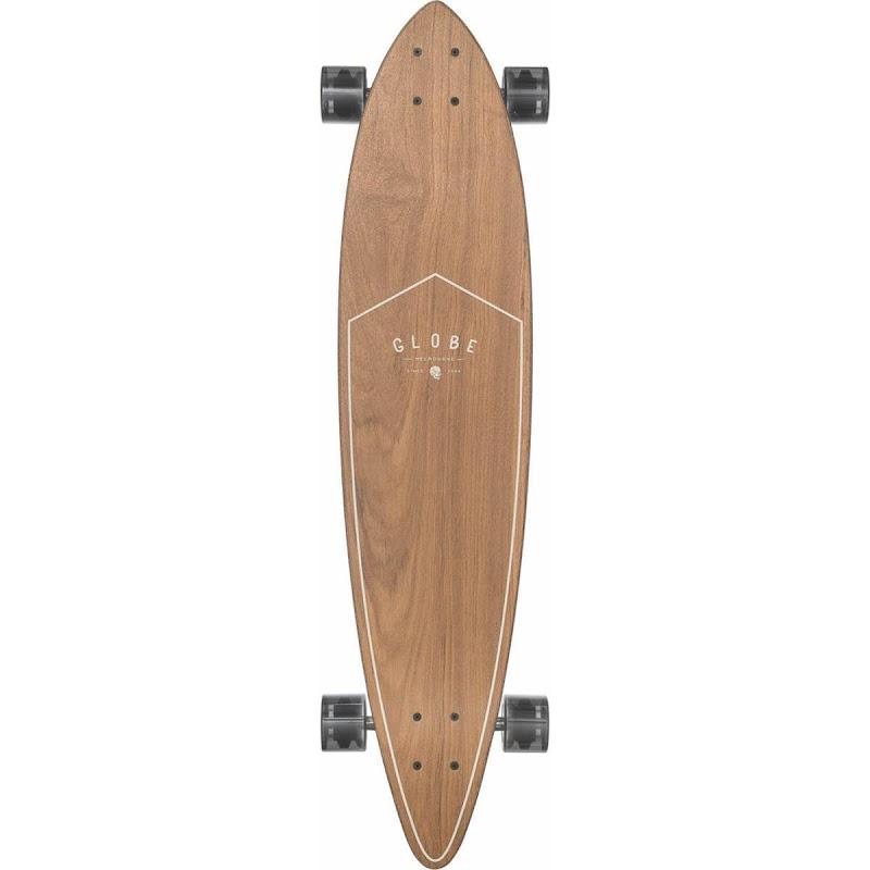 Globe - Pintail 44 Rosewood/Black Complete Longboard