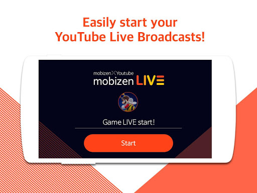 Mobizen Live Stream for YouTube - live streaming 1.2.11.3 Screenshots 8