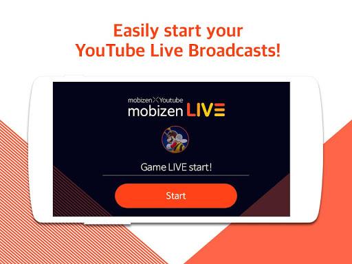 Mobizen Live Stream for YouTube - live streaming 1.2.9.11 screenshots 8