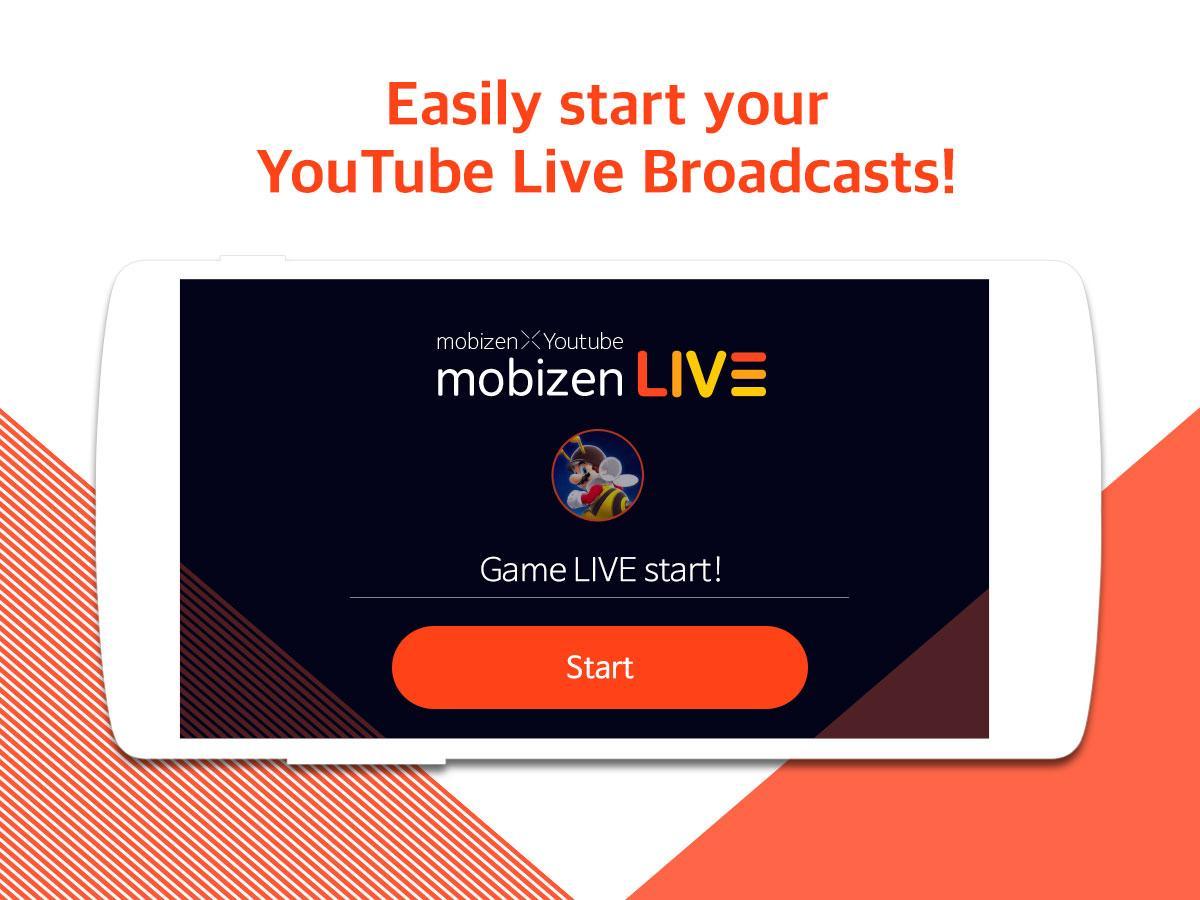 mobizen live
