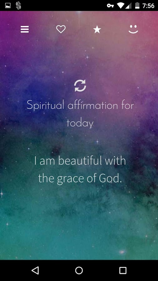 SURA Daily Affirmations Pro- screenshot