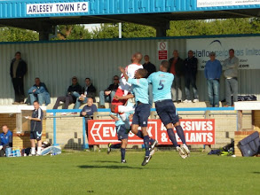 Photo: 06/10/12 v Brackley Town (FA Cup 3rd Qualifying Round) 4-3 - contributed by Bob Davies