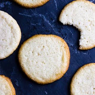 Weird Cheesecake Cookies.