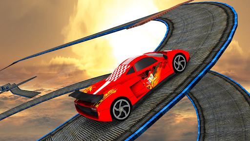 Stunt Car Impossible Track Challenge Screenshots 2