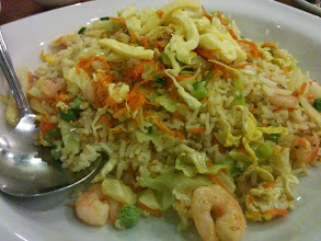 Photo: Dinner in Rustica! Seafood Yang Chow