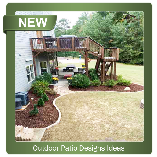 Outdoor Patio Designs Ideas (app)