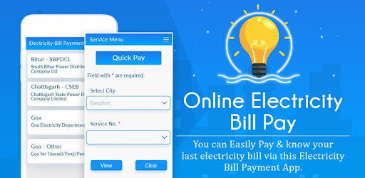Online Electricity Bill Payment 2019 - Apps on Google Play