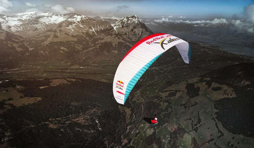 Advance omega x alps glider available for sale in the Uk via FlySpain