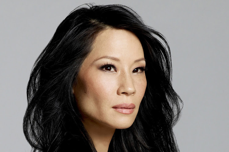Actress/artist Lucy Liu works in mediums including painting, sculpture, collage, silkscreen, video and found objects.