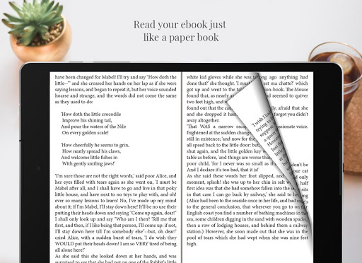 Media365 Book Reader  screenshots 9