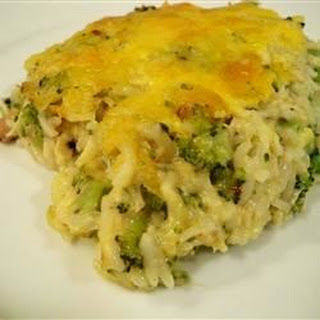 Chicken Broccoli Rice Casserole With Cream Of Mushroom Soup Recipes
