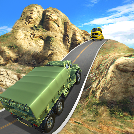 Army Truck Driver Off Road (game)