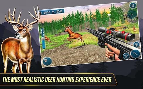 Wild Deer Hunting Adventure :Animal Shooting Games 1