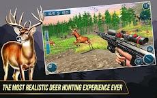 Wild Deer Hunting Adventure :Animal Shooting Gamesのおすすめ画像1