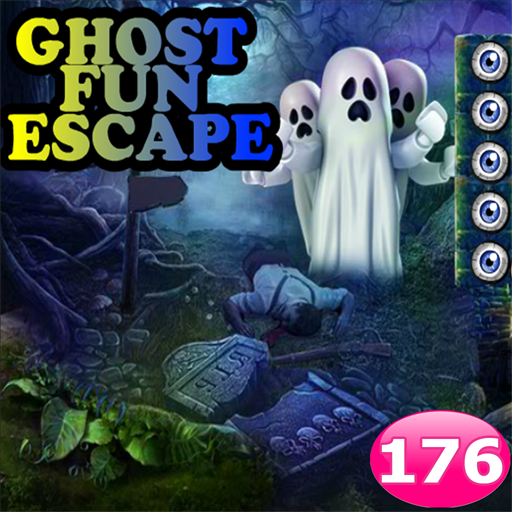 Ghost Fun Escape Game-176