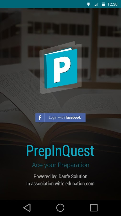PrepInquest- screenshot