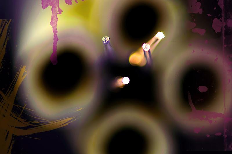 Fibre ottiche di Paolo De Chellis
