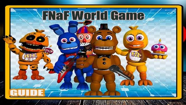 😍 Download fnaf world beta apk | FNAF World Download APK APPS