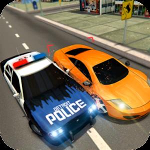 Polis Araba Yar Oyunu 14.0 by Albgame logo