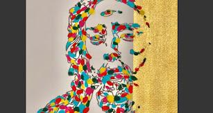 Fragmento de la portada, obra de Juan Andrés Cabezas