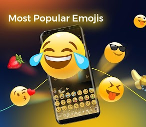 Cheetah Keyboard-Gif,Emoji Keyboard&3D Themes APK screenshot thumbnail 3