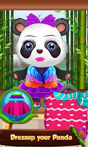 Cute Panda Cleanup Salon: Panda Wash & Makeup Spa 1.0 screenshots 6