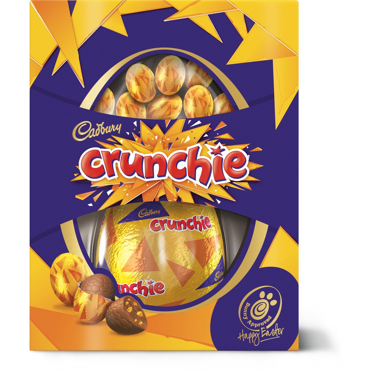 Image result for crunchie easter egg