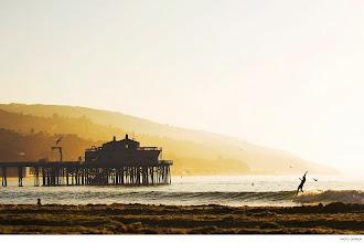 Photo: Photo of the Day: Jack Norton, Malibu. Photo: Gordon #Surfer #SurferPhotos