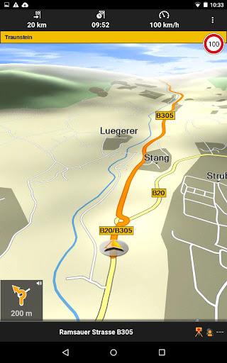 NAVIGON  screenshots 8