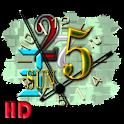 HD Analog Digital Clock Widget icon
